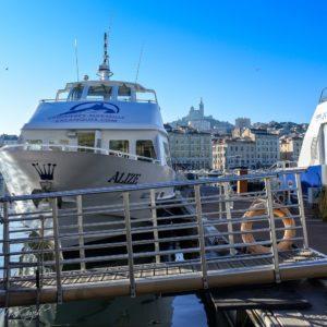 Marseille Croisières Calanques