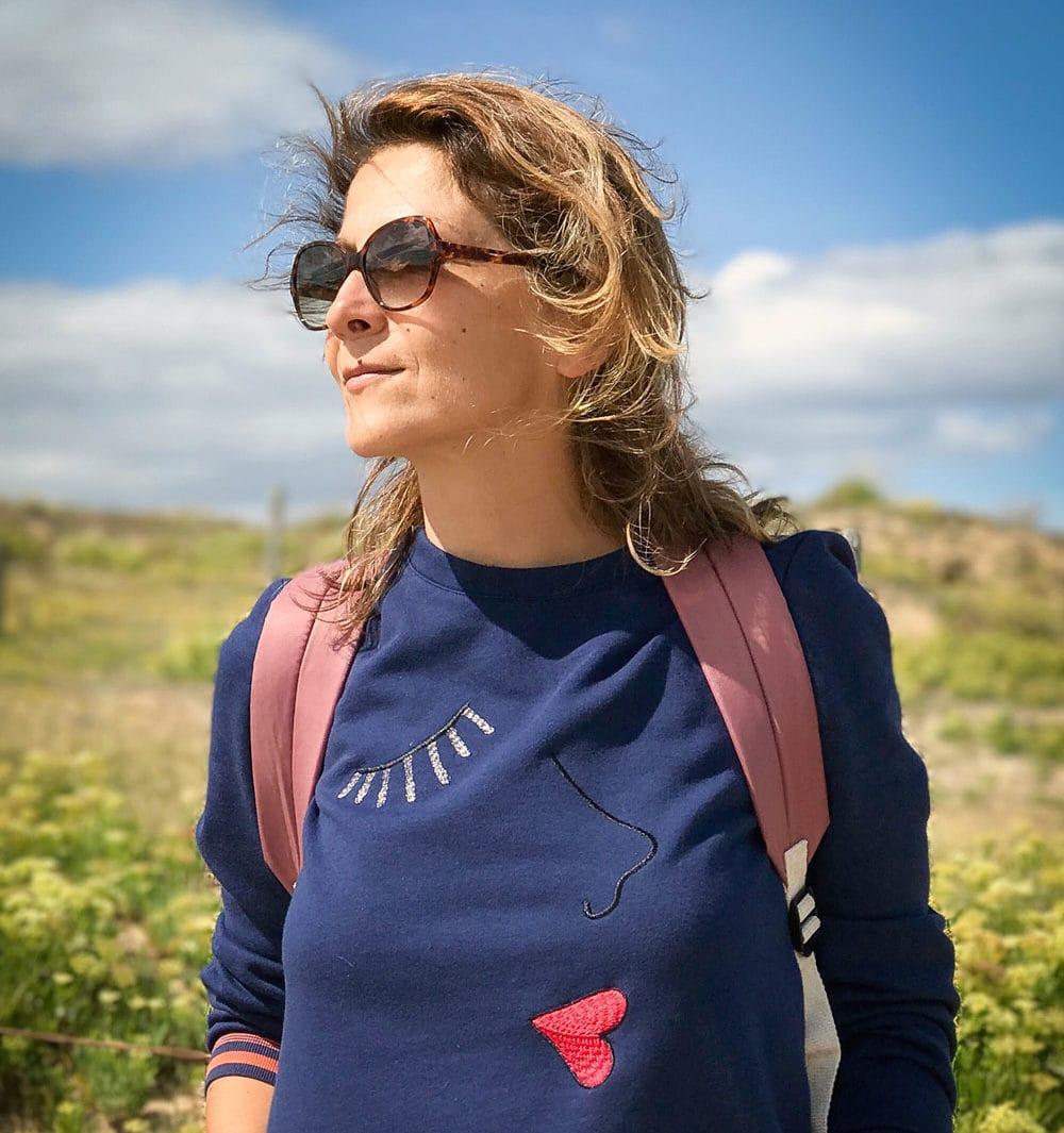 A propos de NineGraph, photographie été 2017 sur la Côte Sauvage de Quiberon