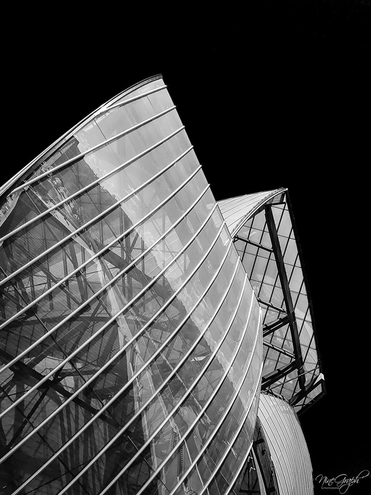 Monochrome, Fondation Louis Vuitton à Paris - Monochrome