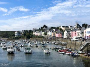 Sauzon, Belle-Ile-en-Mer, Bretagne, été 2017