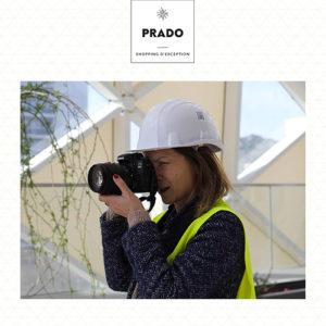 Portrait de NineGraph lors du shooting du Prado Shopping