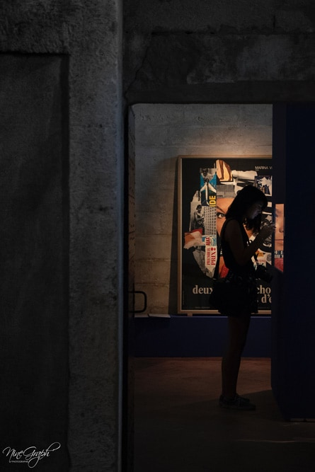 Julie de My Provence, Abbaye de Montmajour, Rencontres Arles 2018