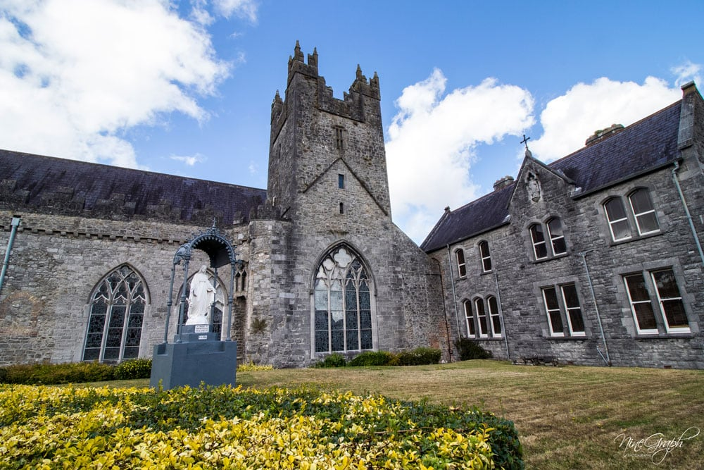 The Black Abbey, Irland, 2018 (Get Your Guide)
