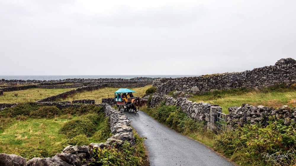 Aran, Irlande, 2018