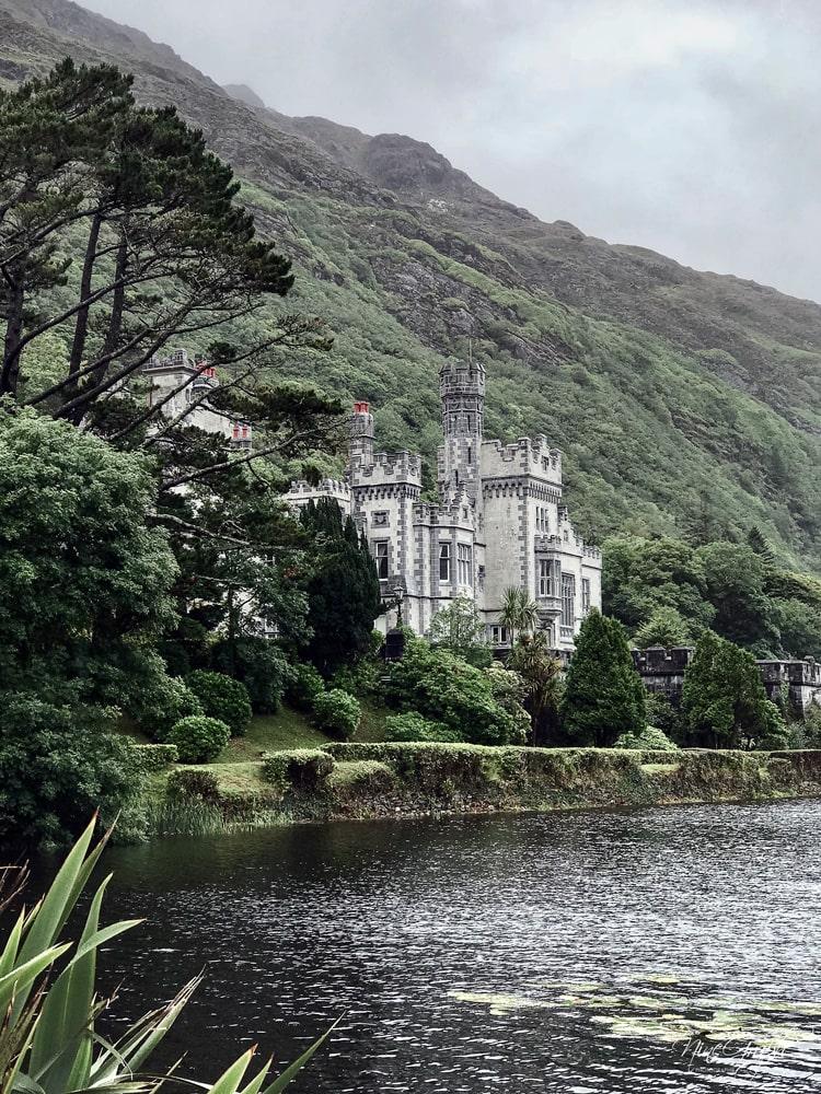 Kylemore Abbey, Irlande, 2018