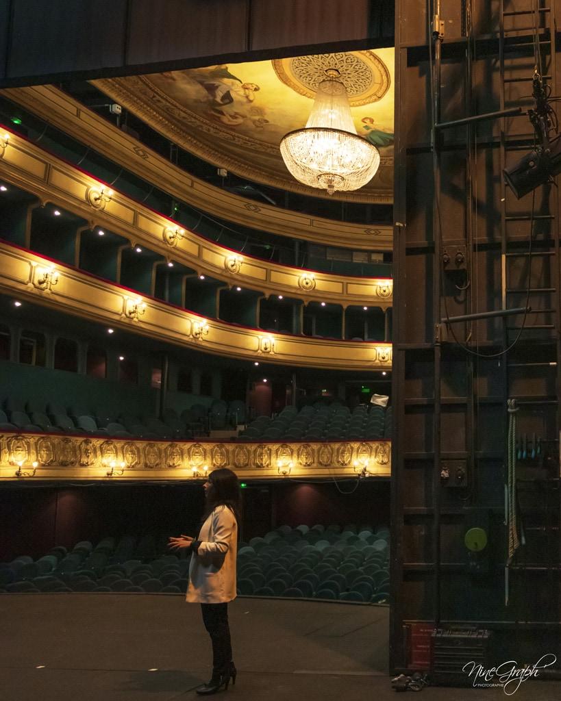 Reportage photo, Théâtre du Gymnase, Marseille