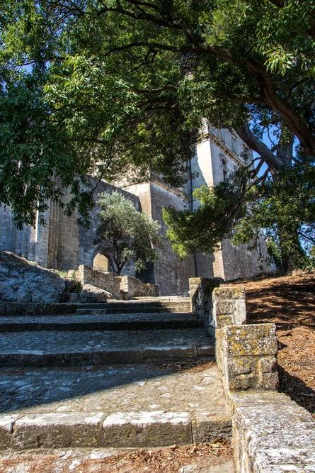 Abbaye de Montmajour, Rencontres Arles 2018, lors du MeetMyProvence avec le CMN