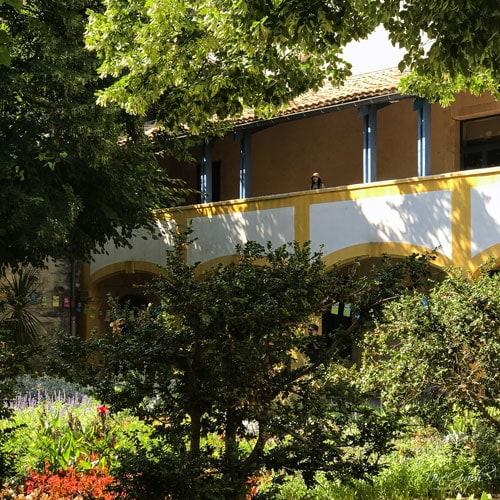 Espace Van Gogh, Arles, 2018, lors du MeetMyProvence avec le CMN, Rencontres Arles 2018