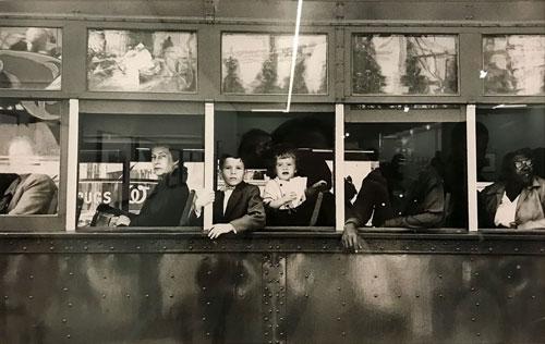 Robert Frank, exposition Sidelines, Espace Van Gogh, Rencontres Arles 2018