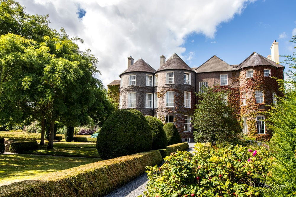 Butler House, Kilkenny, Irland, 2018 (Get Your Guide)