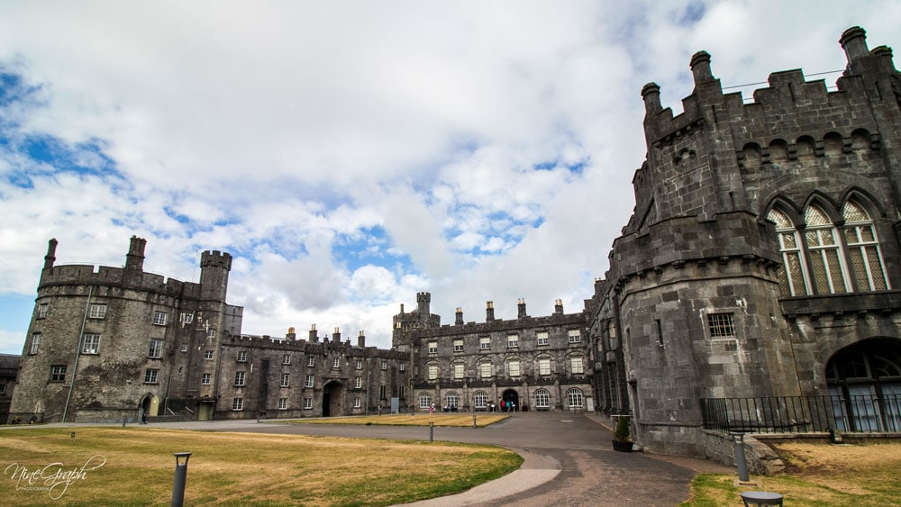 Kilkenny Castle, Irland, 2018 (Get Your Guide)