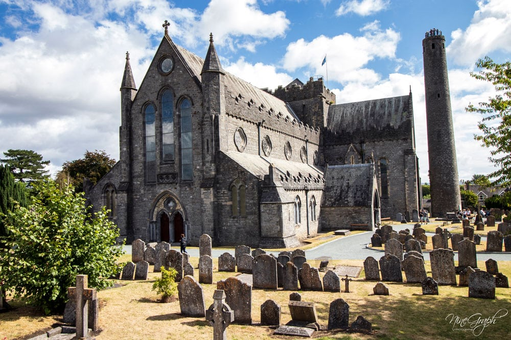 St Canice's Cathedral, Irlande, 2018 (Get Your Guide)