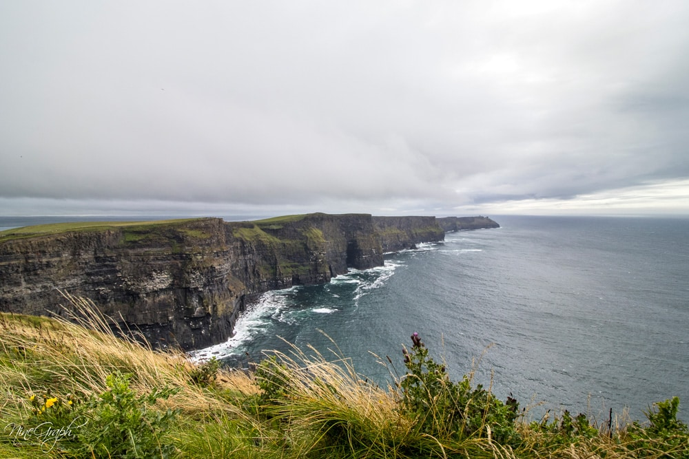 Cliffes of Moher, Irlande, 2018