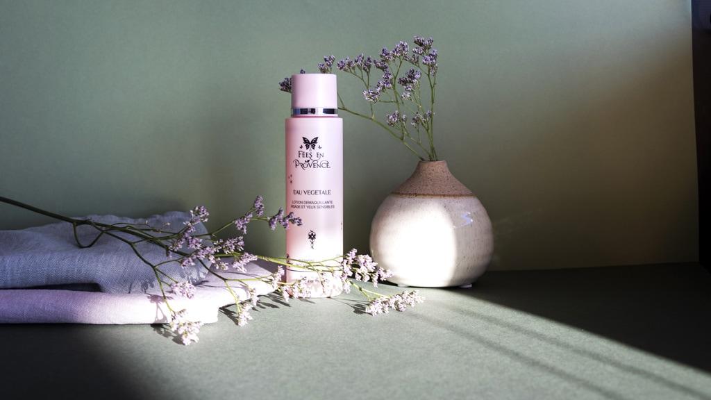 Packshot eau végétale Fées en Provence pour Provence Chérie par NineGraph